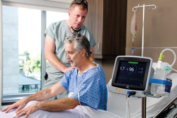PME innovation OxyNov: de l'oxygène au patient et de l'air aux soignants )