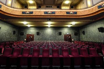 Les cinémas français pourront rouvrir à compter du 22juin)
