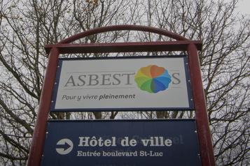 Asbestos: à quand le vote sur le changement de nom?)
