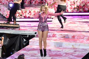Taylor Swift célèbre de nouveau l'amour dans son tout dernier album