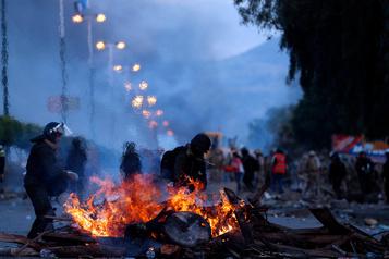 Bolivie: 4 nouveaux morts dans des manifestations