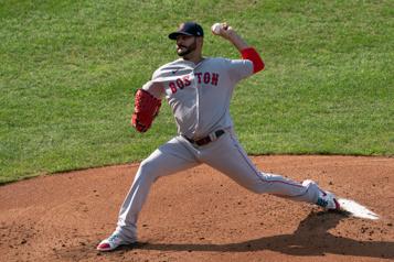 Martin Pérez aurait signé un contrat avec les Red Sox)