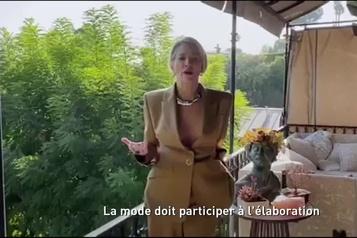 Paris Jeunes créateurs et présentations numériques à la Fashion week)