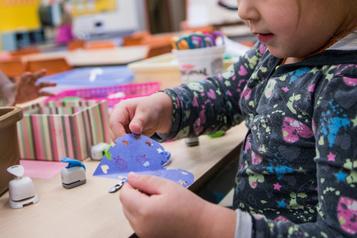 Maternelle 4 ans à temps plein: un programme inspirant à la hauteur des tout-petits!
