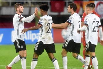 Coupe du monde 2022 L'Allemagne est la première équipe à se qualifier