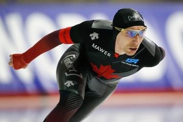 Longue piste: Ted-Jan Bloemen triomphe au 5000mètres