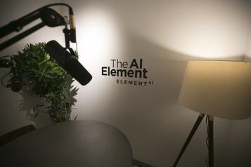 Element AI acquise par une firme californienne)