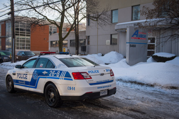 Incendie suspect à Mont-Royal)