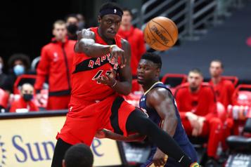 NBA Les Raptors joueront leurs matchs locaux à huis clos à Tampa)
