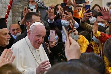 Irak Le pape prie pour les «victimes de la guerre»)