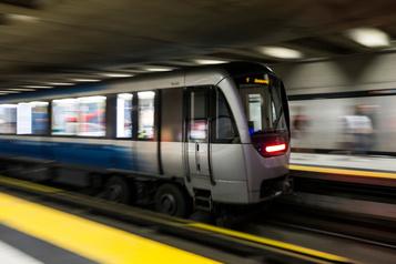 Reprise du service sur la ligne orange du métro