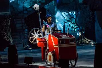 Le Cirque du Soleil met à pied 2600employés