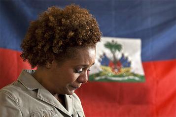 Séisme à Haïti: «Comme une bombe atomique», se souvient Michaëlle Jean