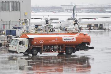 Montréal-Trudeau: Swissport a besoin de réponses pour éviter la fermeture