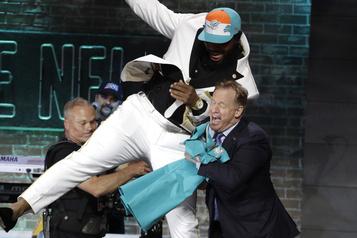 La NFL envisage ses options pour le repêchage