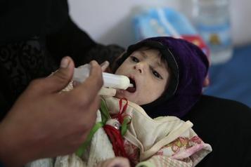 Un jeune enfant sur trois est mal nourri ou en surpoids