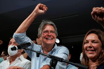 Équateur Le président désigné Guillermo Lasso annonce un «vrai changement»)