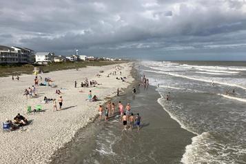 Le déconfinement précoce attire les touristes à Savannah et Charleston)