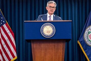 Président de la Fed Les bons du Trésor au-dessus de 1,53% après l'intervention de Powell)