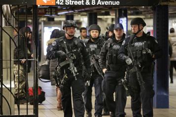 État islamique Prison à vie pour l'auteur d'un attentat manqué à Manhattan)