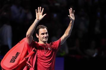 Roger Federer remporte le 1500ematch de sa carrière