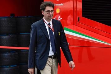 F1- Pour gagner en 2020, Ferrari doit s'améliorer dans tout, dit le patron