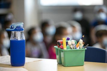 La moitié des écoles du Québec ont eu au moins un cas