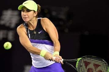 Belinda Bencic s'approche des Finales de la WTA