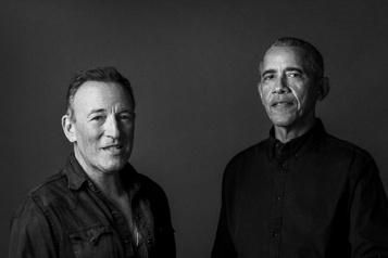 Barack Obama et Bruce Springsteen cosigneront un livre)