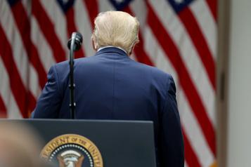 Trump veut mettre fin à la relation spéciale avec Hong Kong)