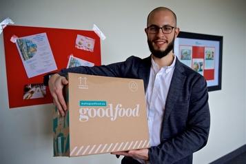 Marché Goodfood réalise les premiers profits de son histoire)
