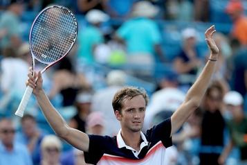 Classement ATP: Daniil Medvedev entre dans le top 5
