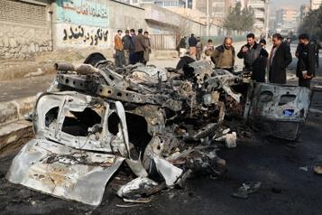 Afghanistan Un ex-journaliste tué dans un attentat)
