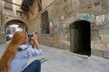 Préserver les quartiers et les demeures historiques à Damas)