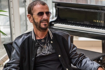 Une contravention de Ringo Starr aux enchères
