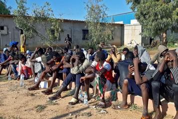 Libye: arrestation d'un des suspects du meurtre de 30migrants en mai2020)