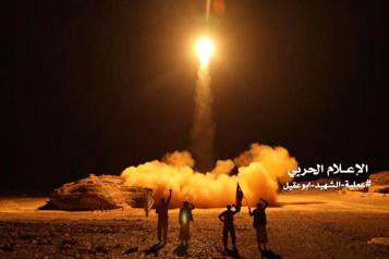 Arabie saoudite Une attaque de missiles des rebelles yéménites déjouée à Riyad)