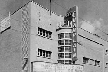 L'ancien cinéma Champlain sera démoli, malgré les critiques