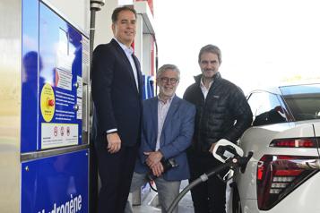 Énergies renouvelables Harnois Énergies: miser sur l'hydrogène pour contrer le déclin)