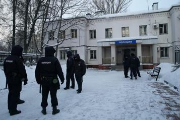 L'UE exige sa libération Envoyé en prison, Navalny appelle les Russes à résister «dans la rue»)
