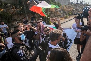 La justice israélienne repousse sa décision sur l'expulsion de Palestiniens à Cheikh Jarrah)