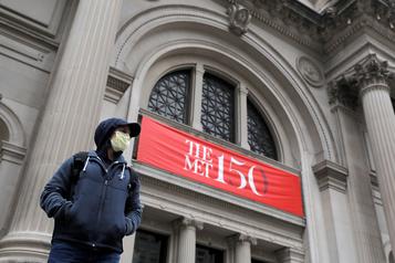 Fermé, le Metropolitan Museum pourrait perdre 100millions
