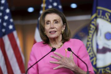Nancy Pelosi promet d'éviter la paralysie de l'État fédéral)