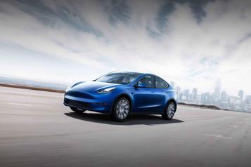Le Tesla Model Y aura 507km d'autonomie