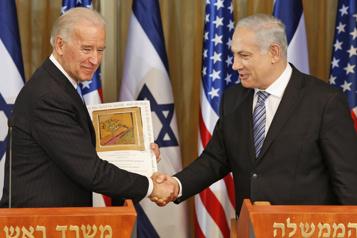 Départ de Benyamin Nétanyahou Joe Biden soulagé, mais pas de révolution américano-israélienne en vue)