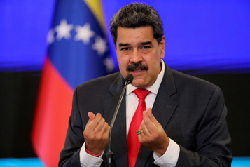 Système de redistribution de vaccinsanti-COVID-19 Maduro dénonce un «vol» et exige de Biden le déblocage de fonds)
