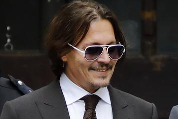 Johnny Depp: les accusations ont fait de lui un «Quasimodo»)