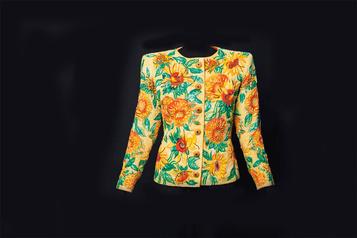 Record pour la vente d'une veste Yves Saint Laurent