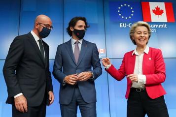 Matières premières L'UE et le Canada lancent un «partenariat stratégique»)