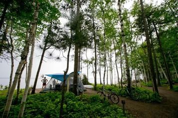 Le camping de la Pointe-Taillon s'agrandit